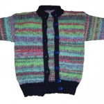 Kinderjacke Stricken Header